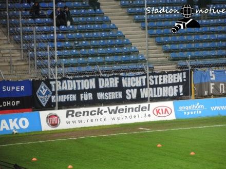 Waldhof Mannheim - FC Homburg_22-11-15_02