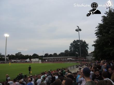 Werder Bremen 2 - Karslruher SC_02-08-17_13