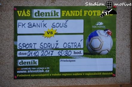 FK Baník Souš - Sportovní sdružení Ostrá_21-10-17_01