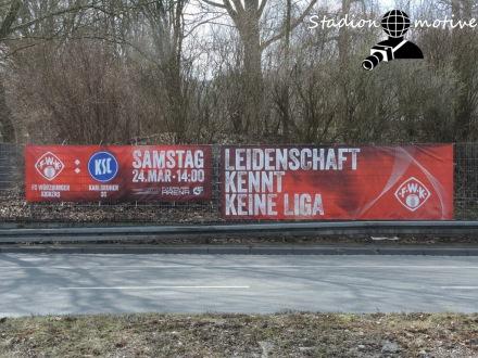 Kickers Würzburg - Karlsruher SC_24-03-18_01
