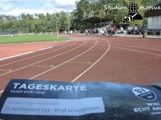 SV Sandhausen U23 - SV Schwetzingen_11-08-18_08