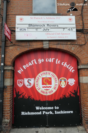 St Patrick´s Athletic - Shamrock Rovers_01-07-19_11